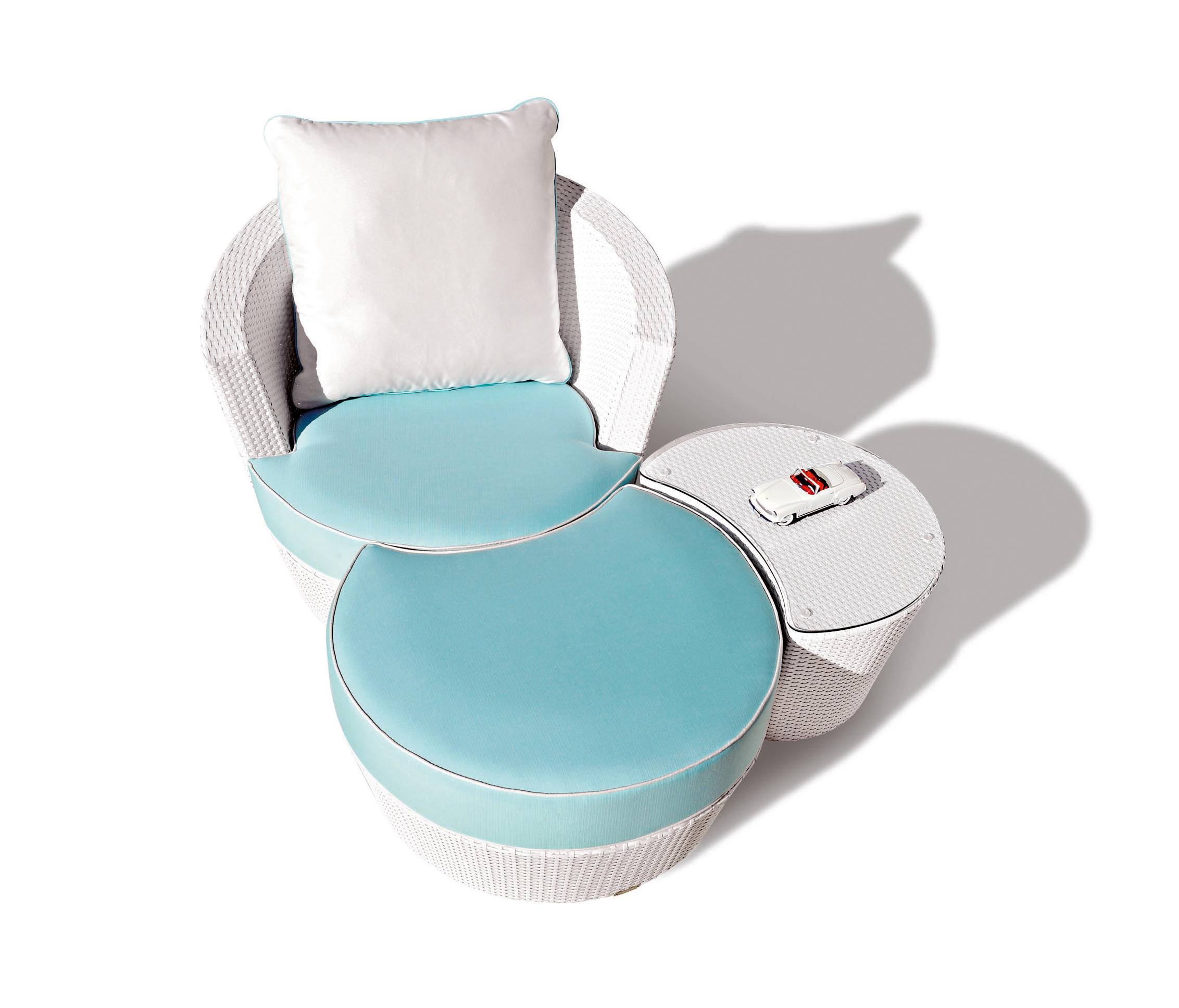 eden roc combination with lounge chair
