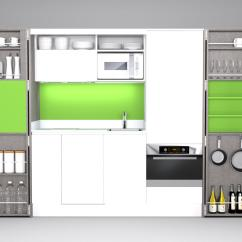 Compact Kitchens Kitchen Table Set Pia Alta From Dizz Concept Architonic By