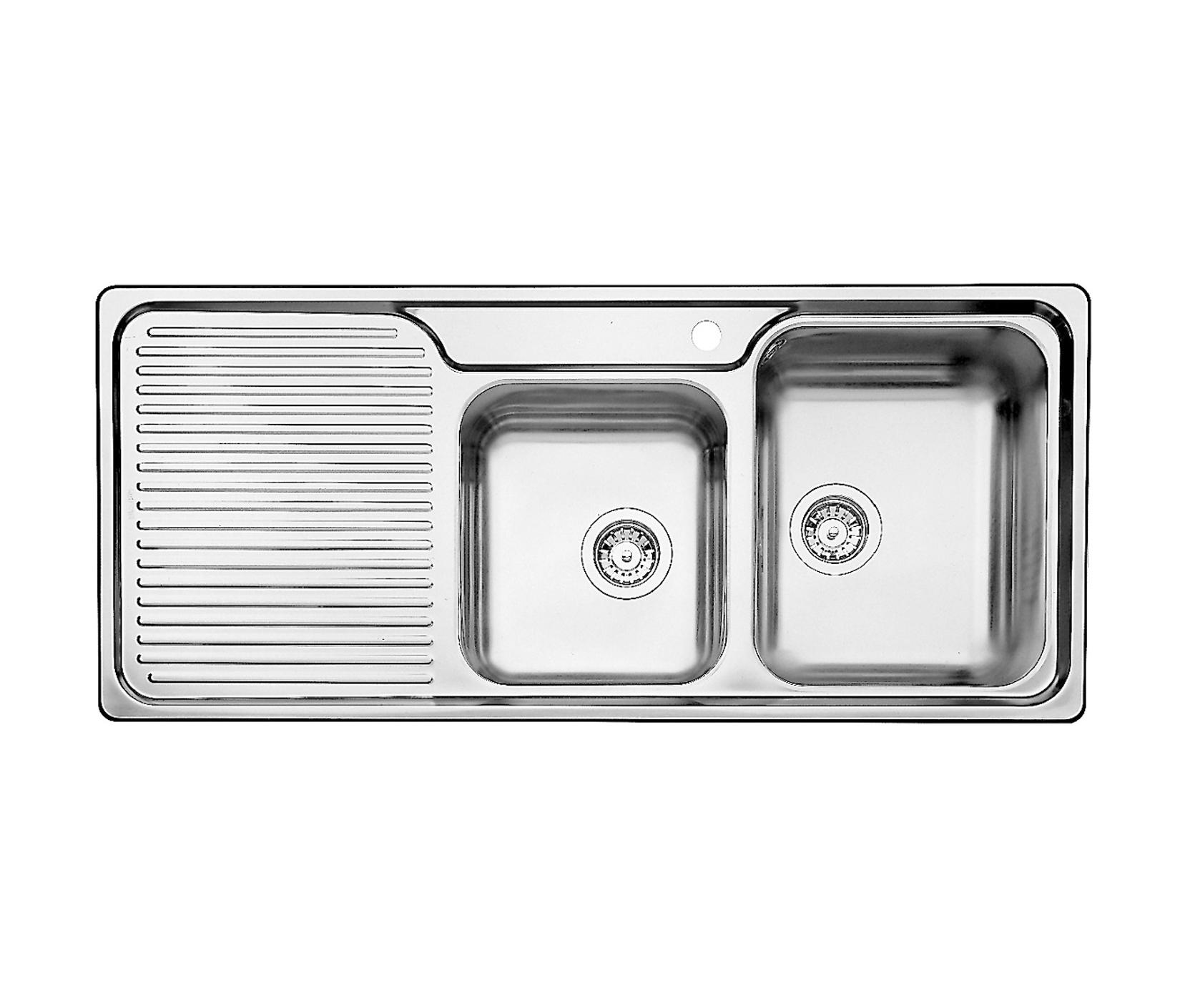 classic kitchen sink 4 hole faucet blanco 8 s silgranit besto blog