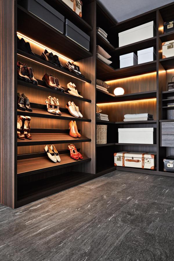 Gliss Walk-in Closet Master - Wardrobes