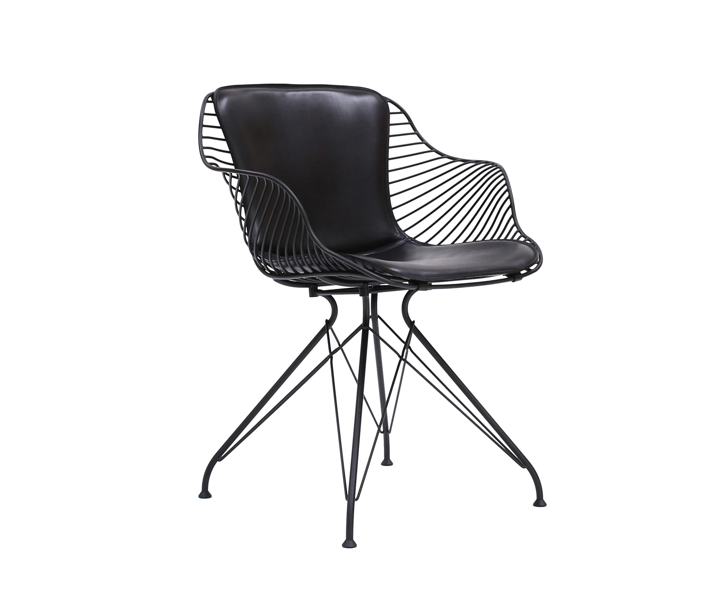 Wire Dining Chairs