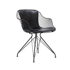 Wire Dining Chairs Folding Chair Cart Restaurant From Overgaard