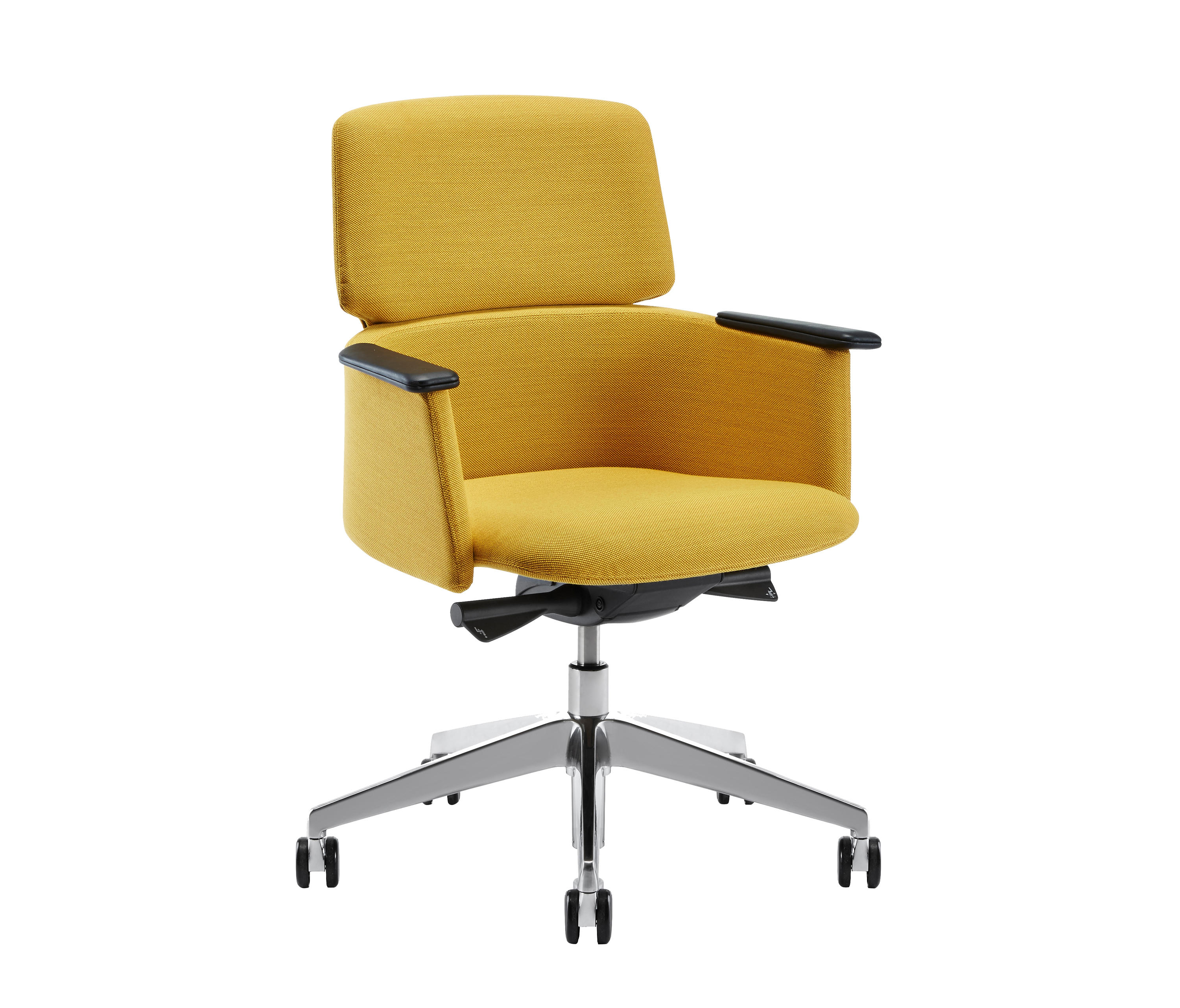 yellow office chair swivel bar tola chairs from koleksiyon furniture architonic by