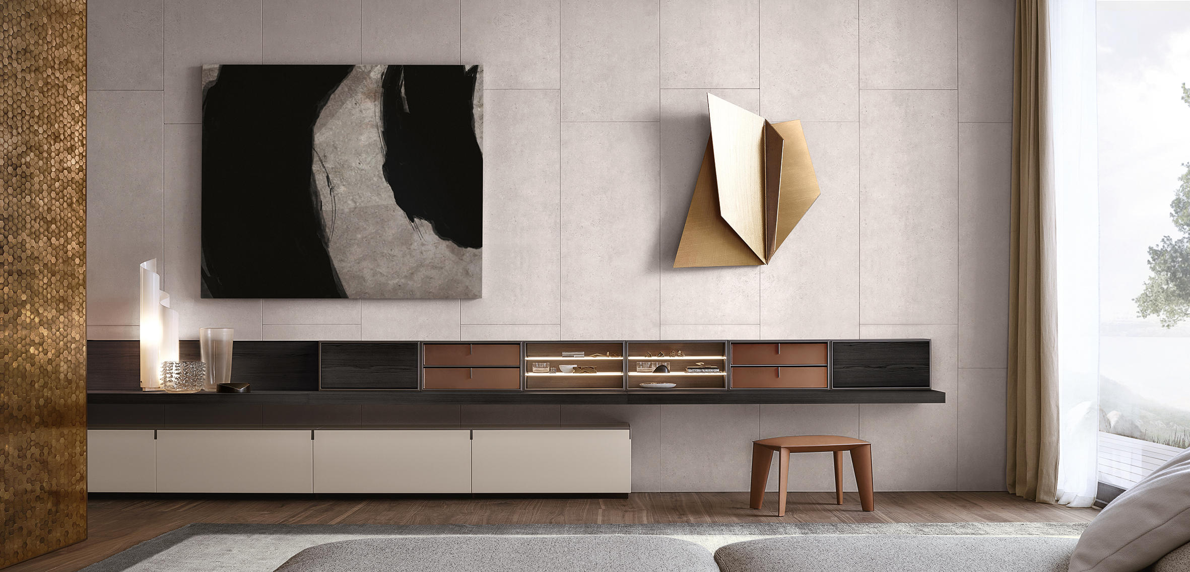 QUID Shelving From Poliform Architonic