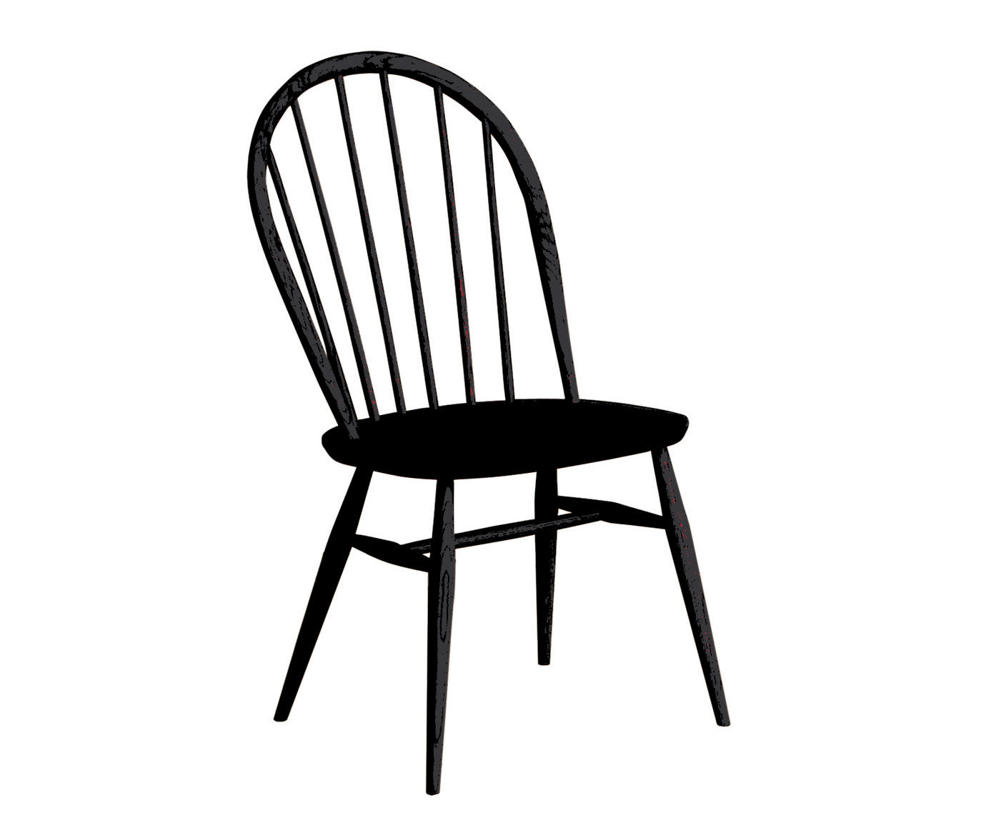 Windsor Chairs Black Originals Windsor Chair Chairs From Ercol Architonic