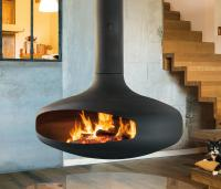 DOMOFOCUS - Wood fireplaces from Focus | Architonic