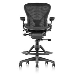 Aeron Chair Drafting Stool Office Chairs Clearance Counter Stools From Herman Miller Architonic