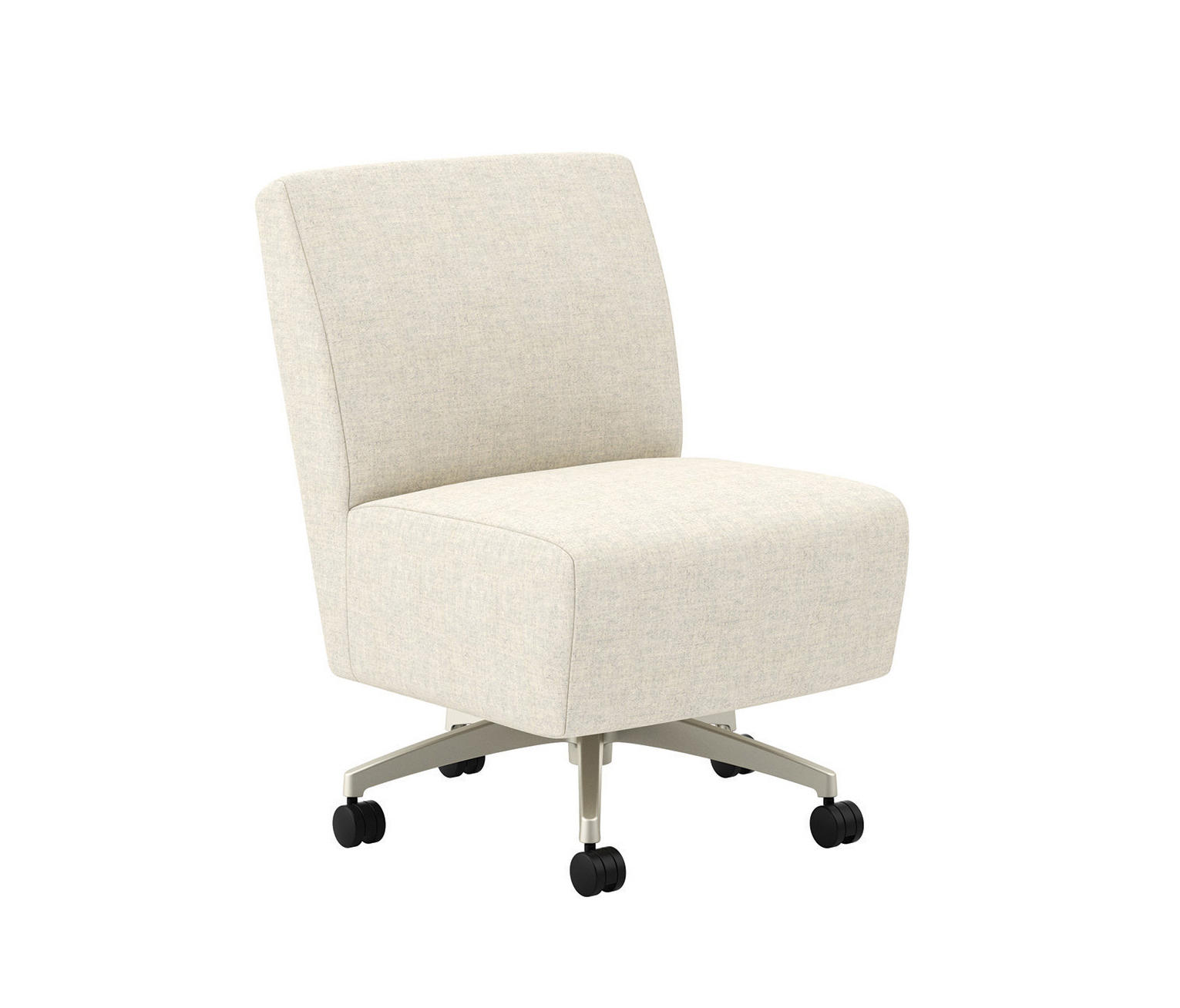 office club chairs chair seat cushion fringe armless lounge from national
