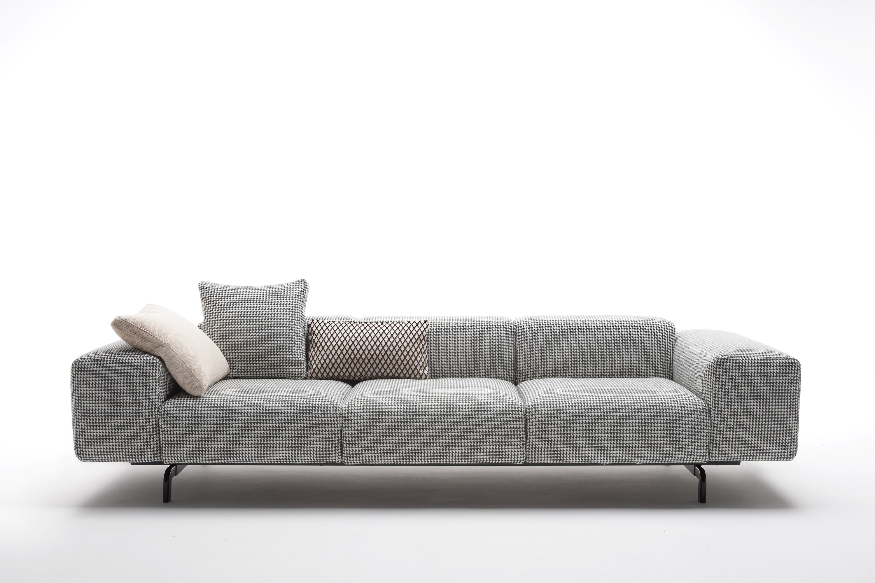 kartell sofa largo log cabin covers lounge sofas from architonic