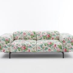 Kartell Sofa Largo Small L Shaped Sectional Sofas Lounge From Architonic
