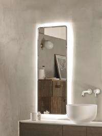 ORIGIN WALL MOUNTED LIGHTING MIRROR - Mirrors from Inbani ...