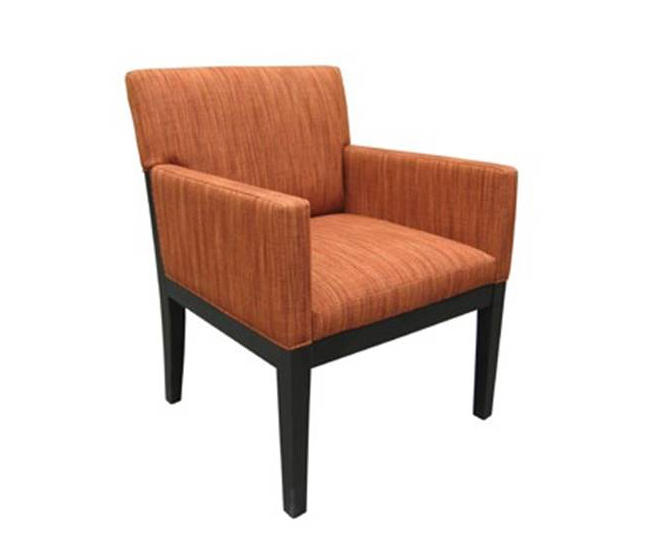 dining chair with armrest exercise up wood chairs from bk barrit architonic by