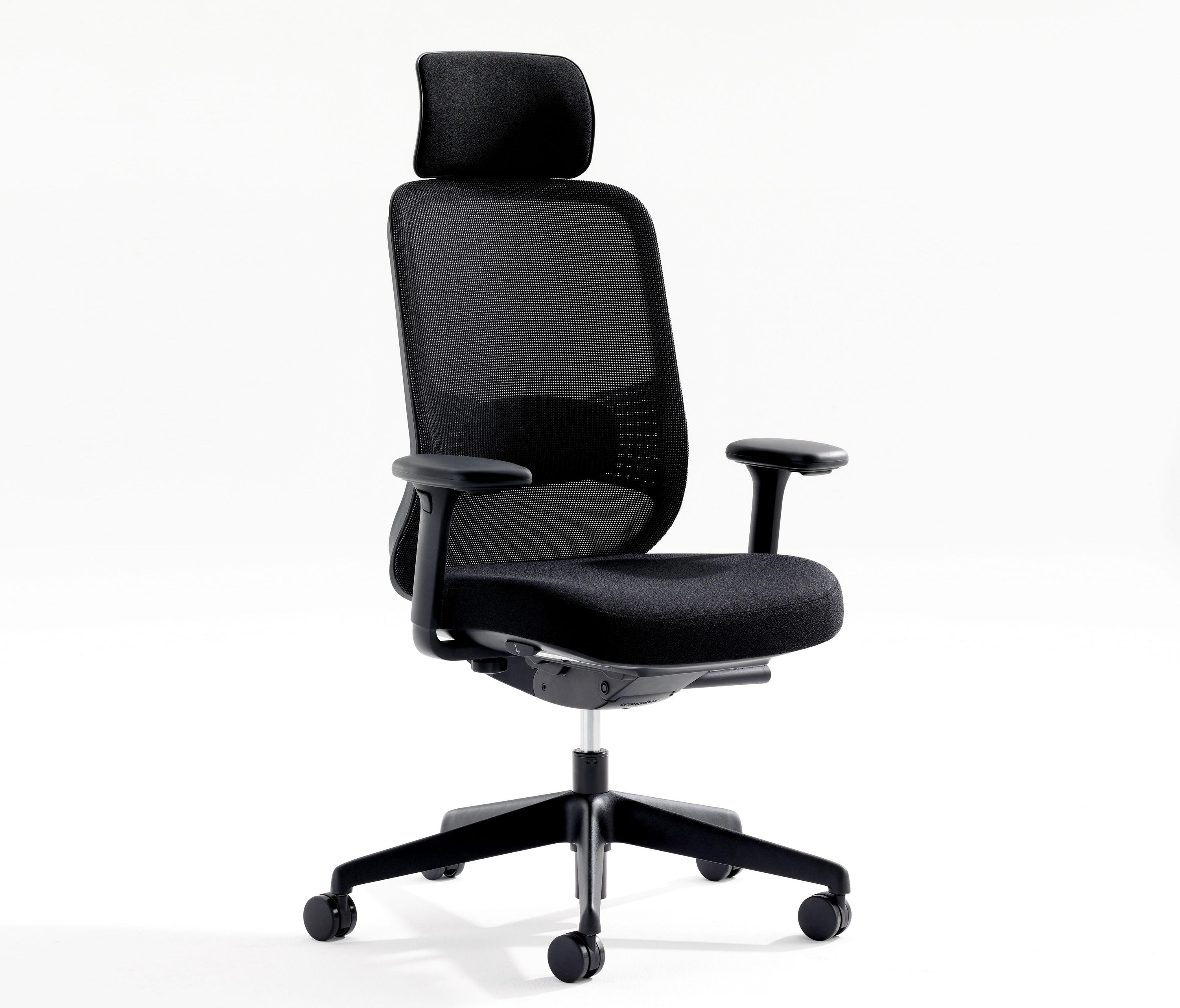 Task Chairs With Arms Projek Task Chair Office Chairs From Teknion Architonic