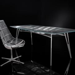 Al S Chairs And Tables Reupholstering Of Spline Chair From Schutz Architonic By