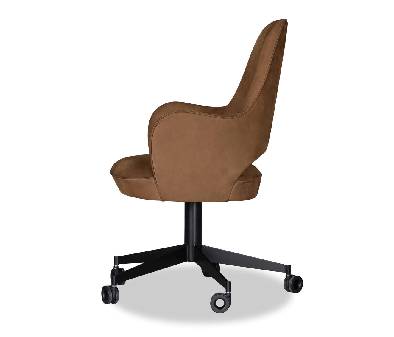 revolving chair for kitchen rocking dildo colette office chairs from baxter architonic by