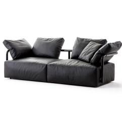 Industrial Style Sofa Broyhill Sectional Veronica 503 Soft Props Lounge Sofas From Cassina Architonic