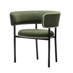 Copenhagen Dining Chairs Wicker Chair Seat Pad Font Regular Armrest Visitors