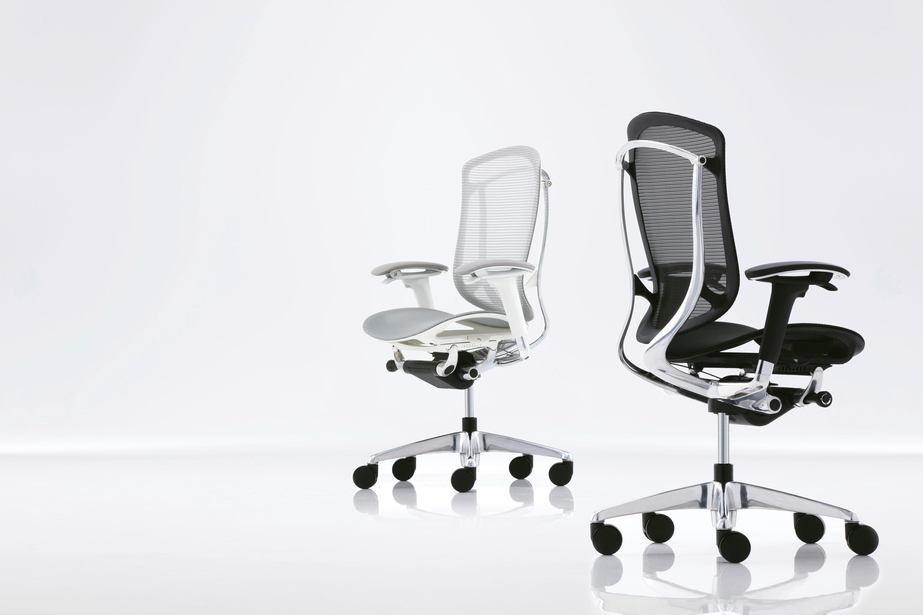 Contessa Chair Nuova Contessa Office Chairs From Teknion Architonic