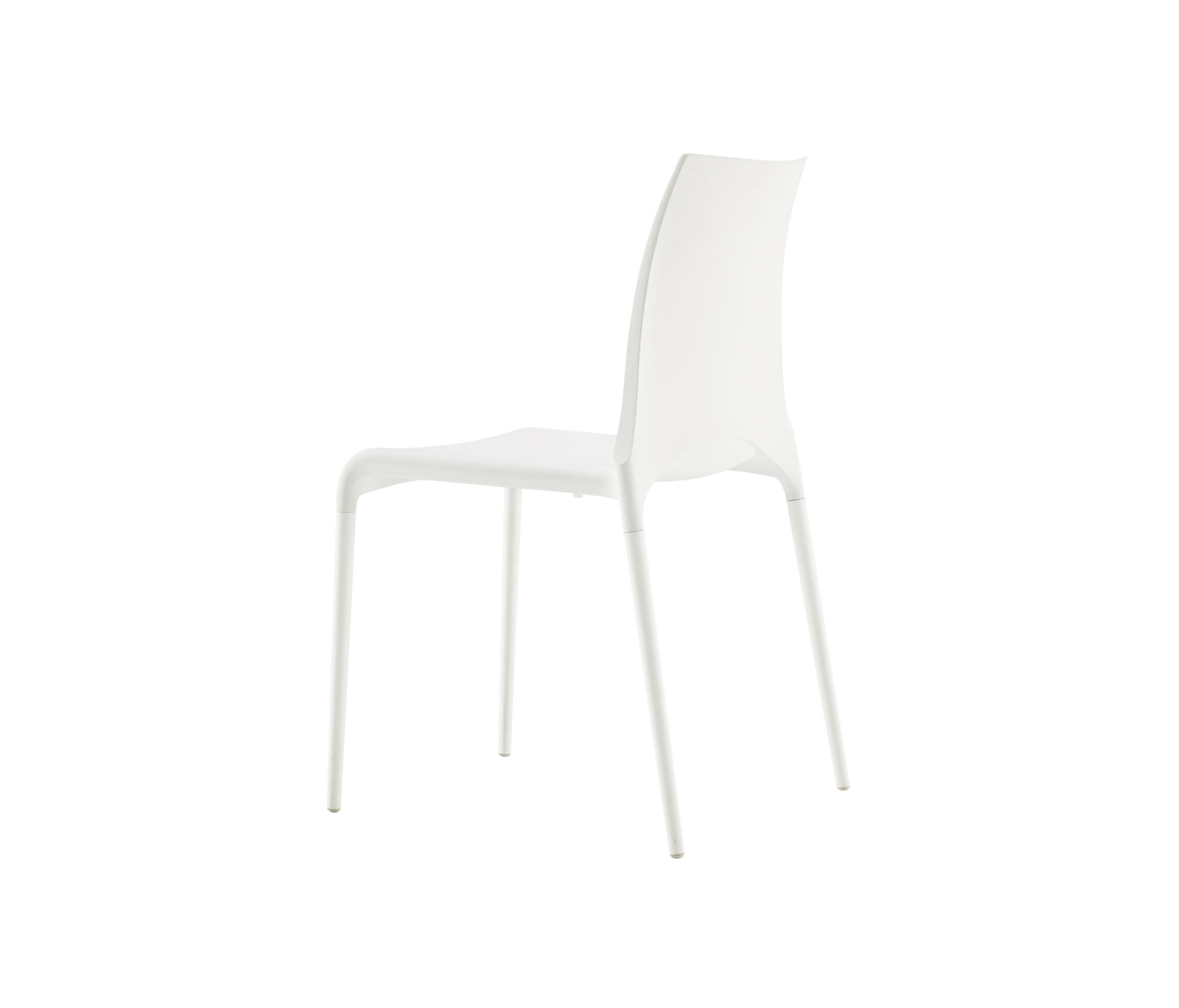 indoor outdoor chairs staples chair back support petra white from ligne roset by