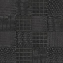 metallique noir mobilier design