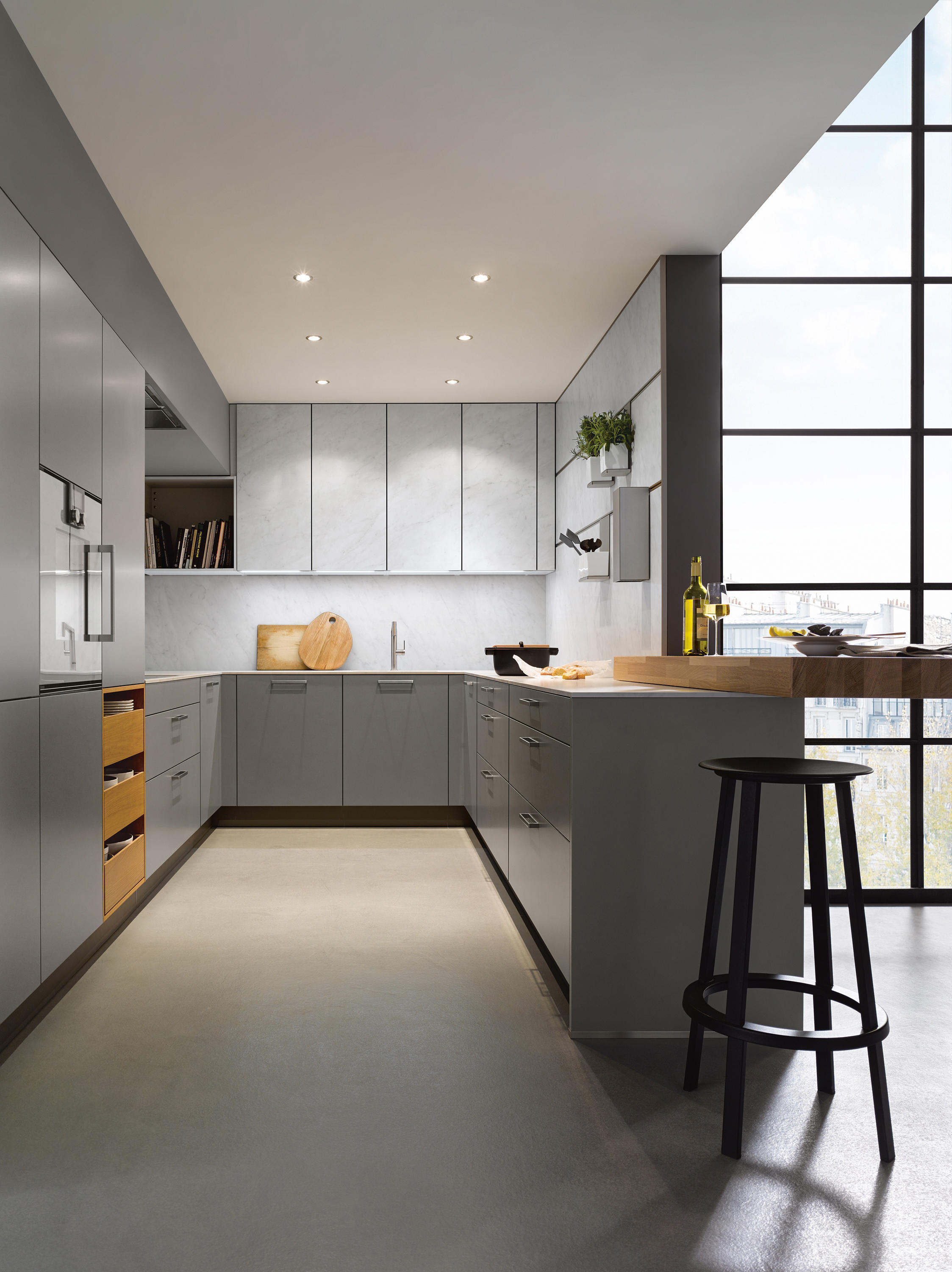 Next125 Küche Katalog Nx 510 Agate Grey Matt Velvet Fitted Kitchens From Next125