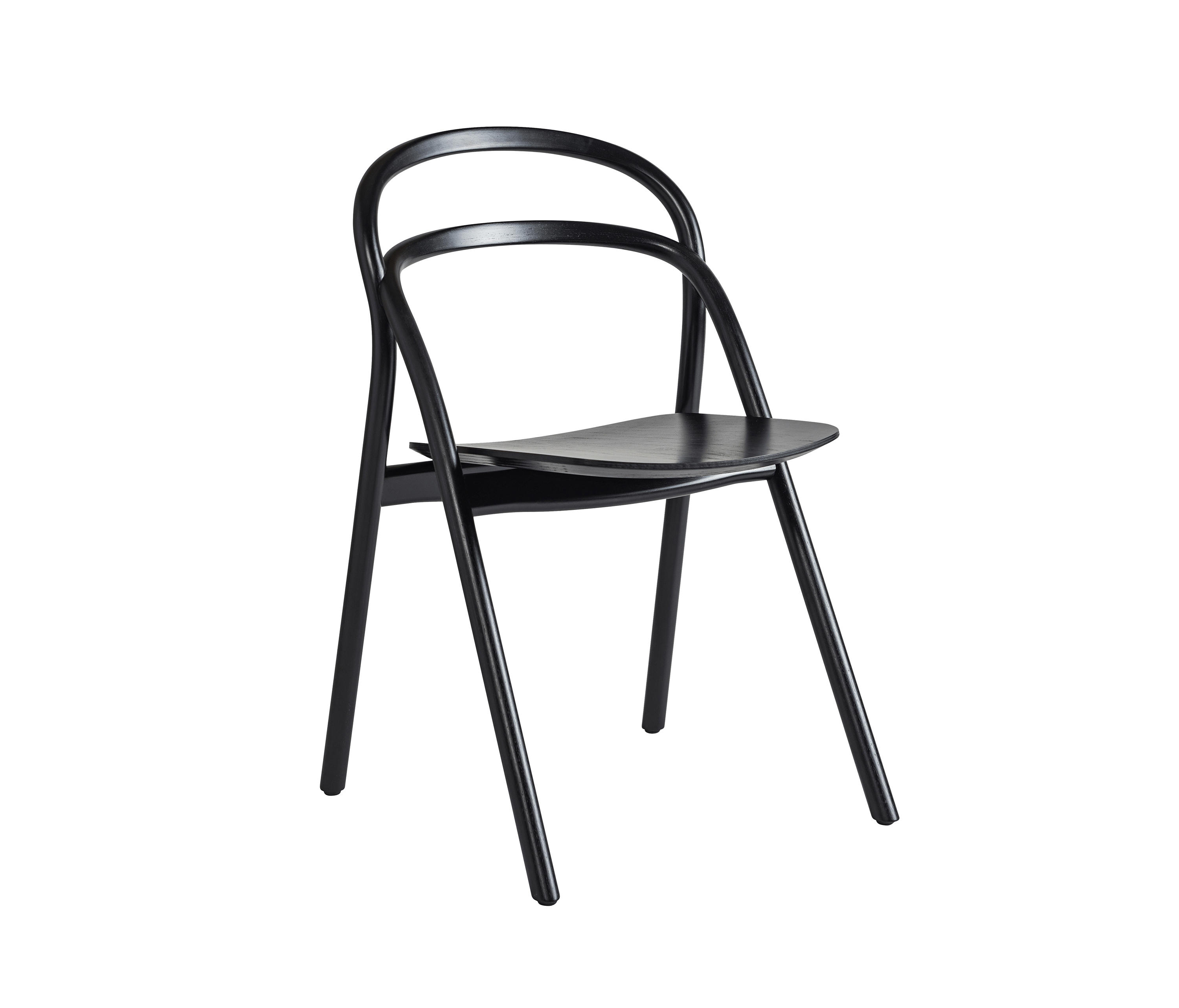 Studio Chairs Udon Chair Black Chairs From Hem Design Studio Architonic