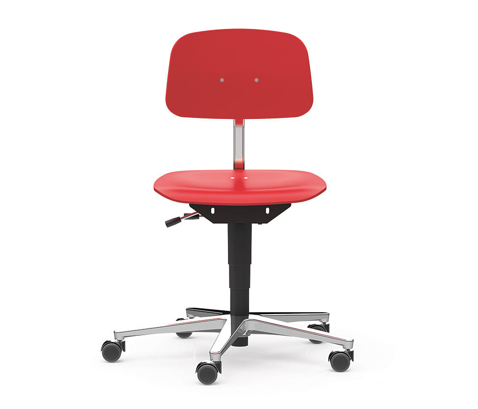Dauphin Chairs 1000 Classic Swivel Chair Office Chairs From Dauphin Architonic