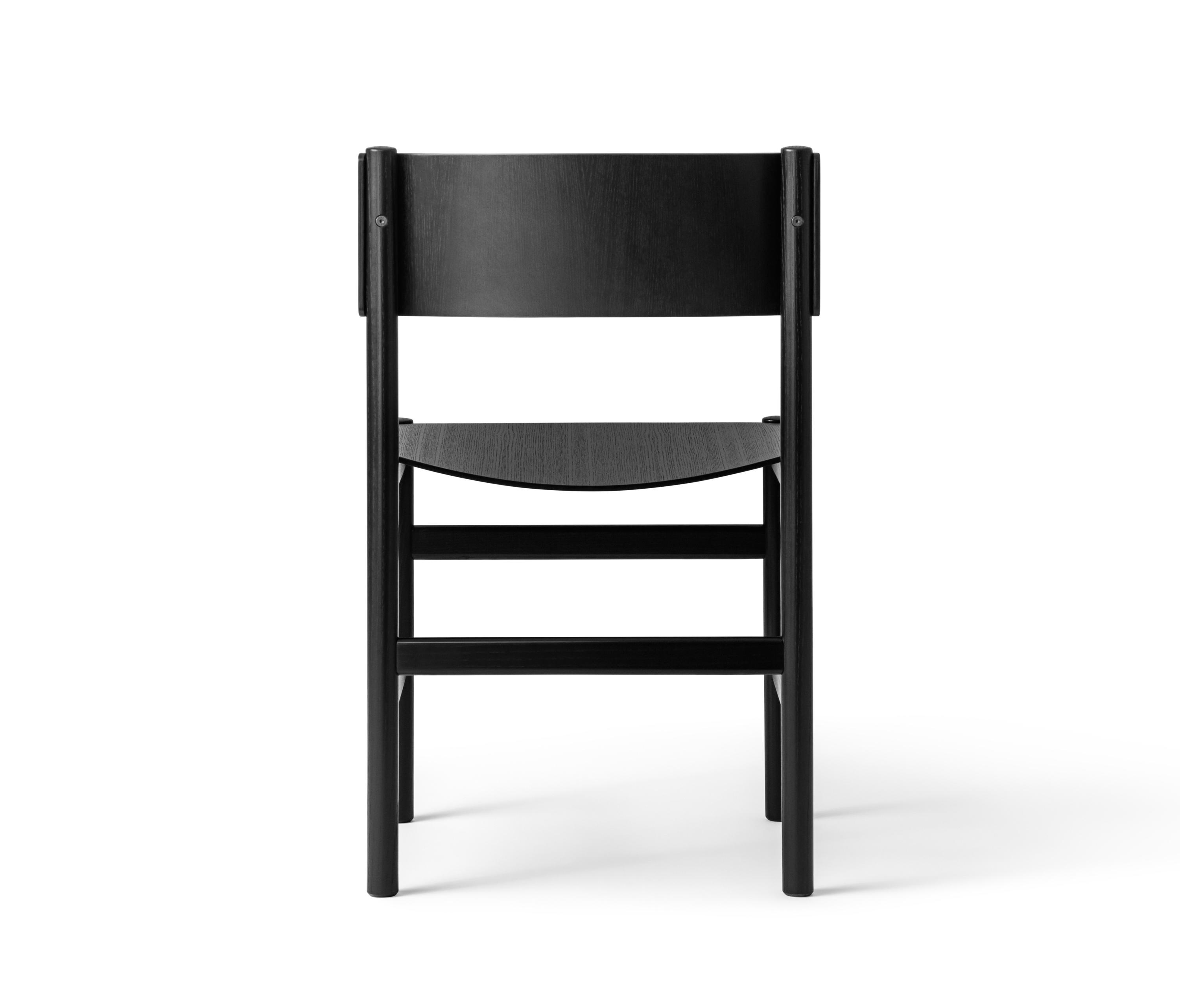 Soft Folding Chairs T02 Soft Chair Ash Black Lacquer Chairs From Takt Architonic