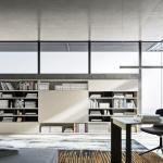 Logiko Horizontal Bookcase Architonic