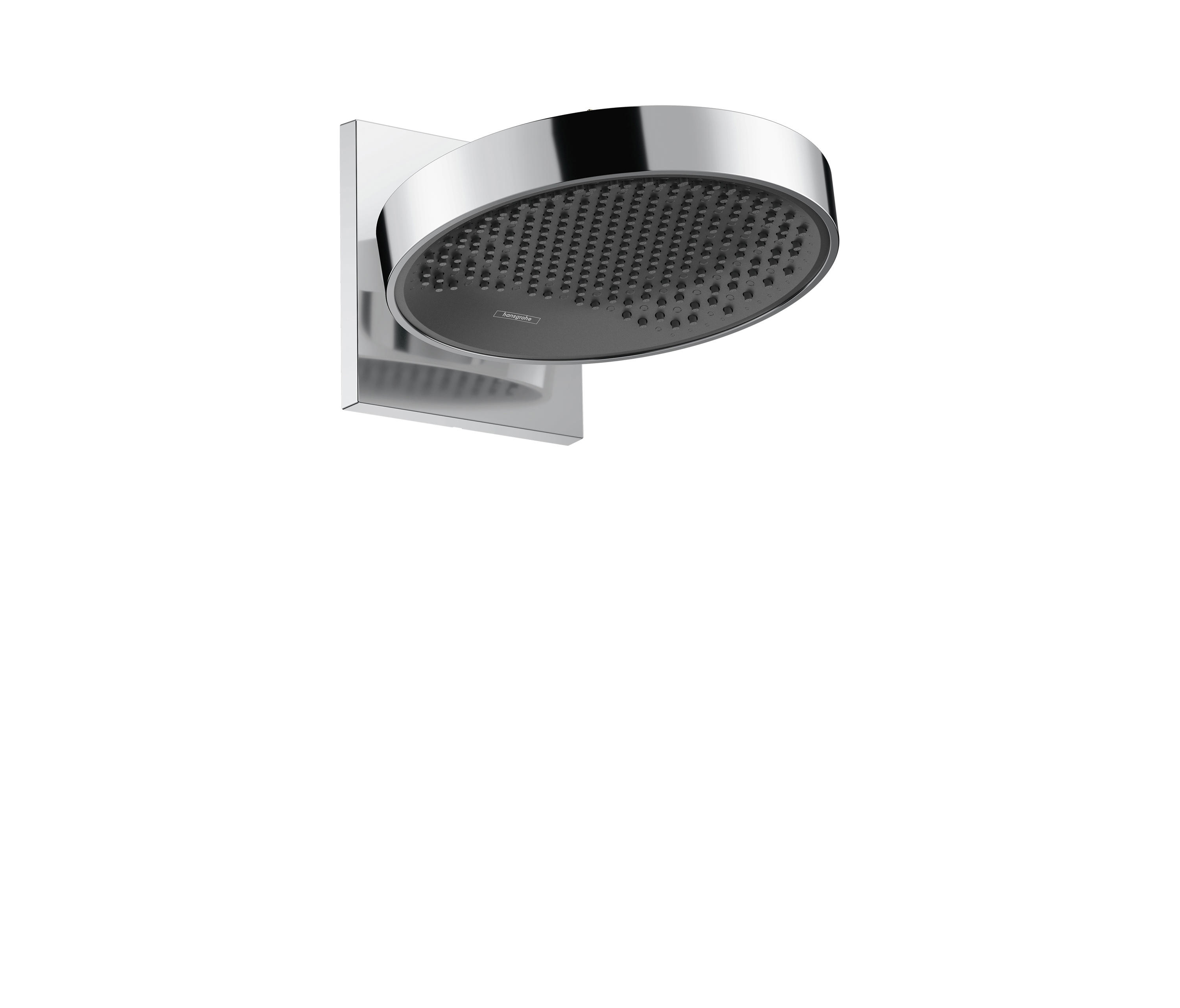 Hansgrohe Rainfinity Overhead Shower 250 1jet With Wall