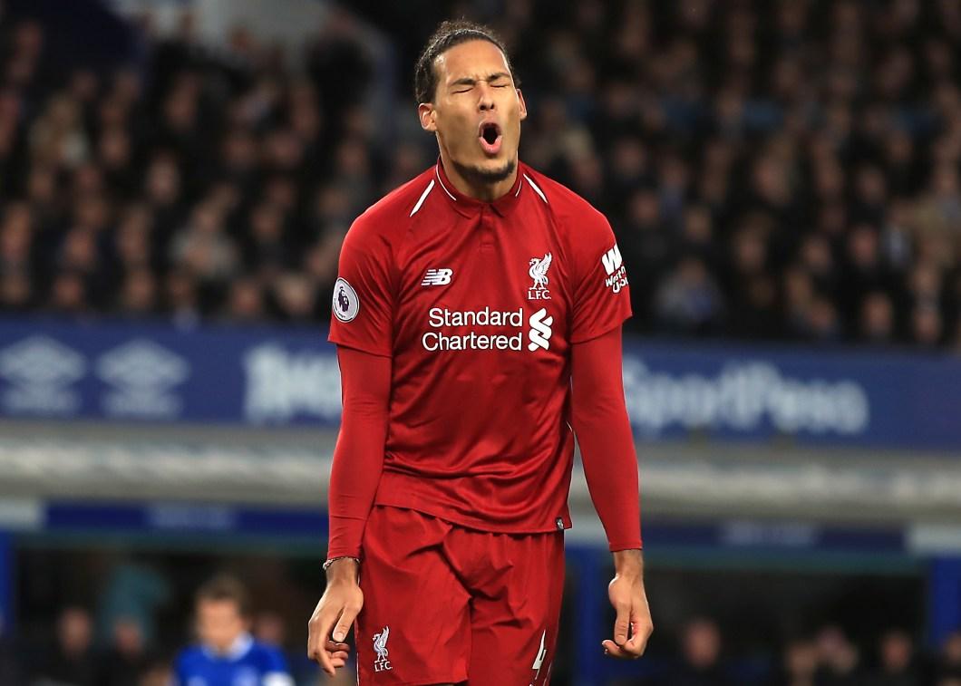 Virgil Van Dijk could prove crucial to Liverpool's chances