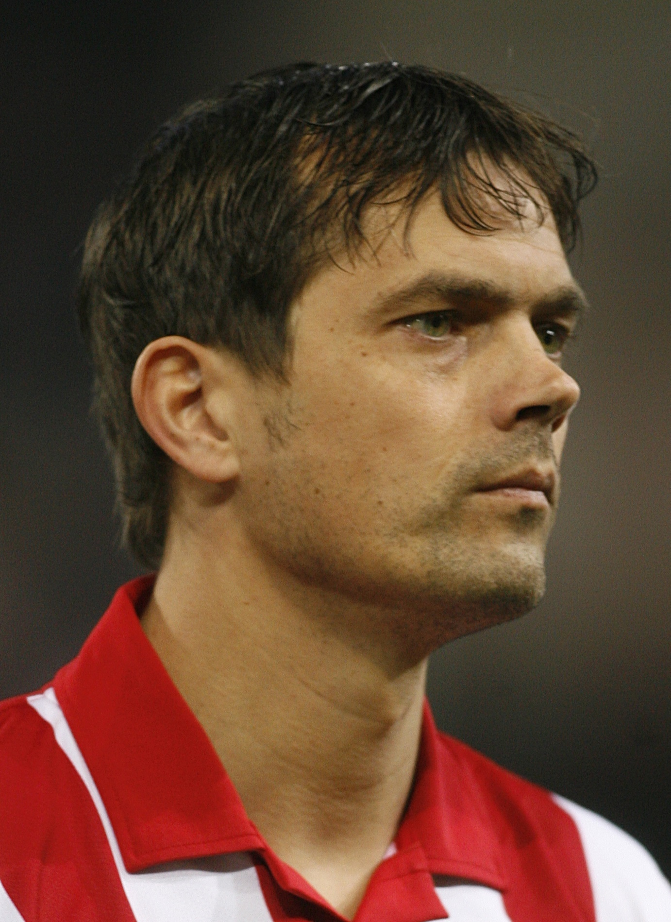 Cocu made his breakthrough at PSV Eindhoven