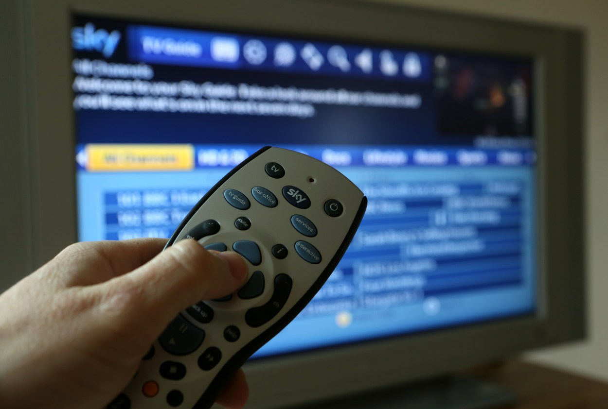 Daily TV watching was linked to memory decline in over 50s (Chris Radburn/ PA)