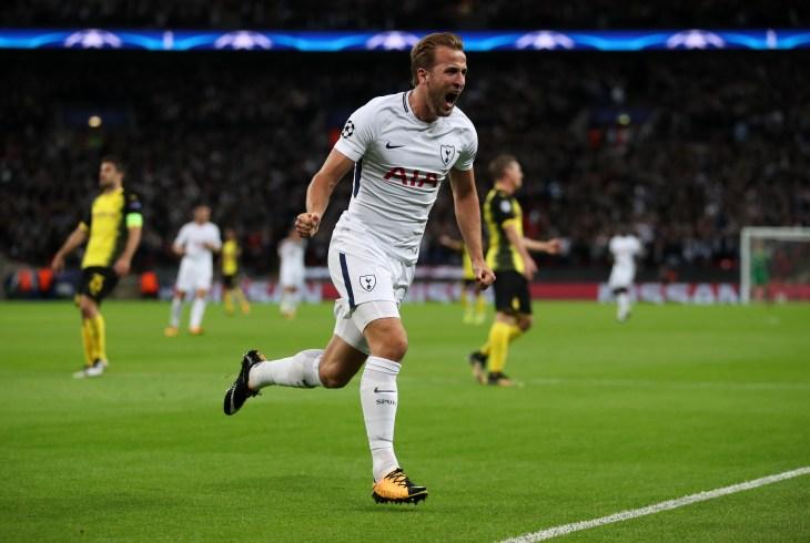 Tottenham beat Borussia Dortmund twice in last season's Champions League