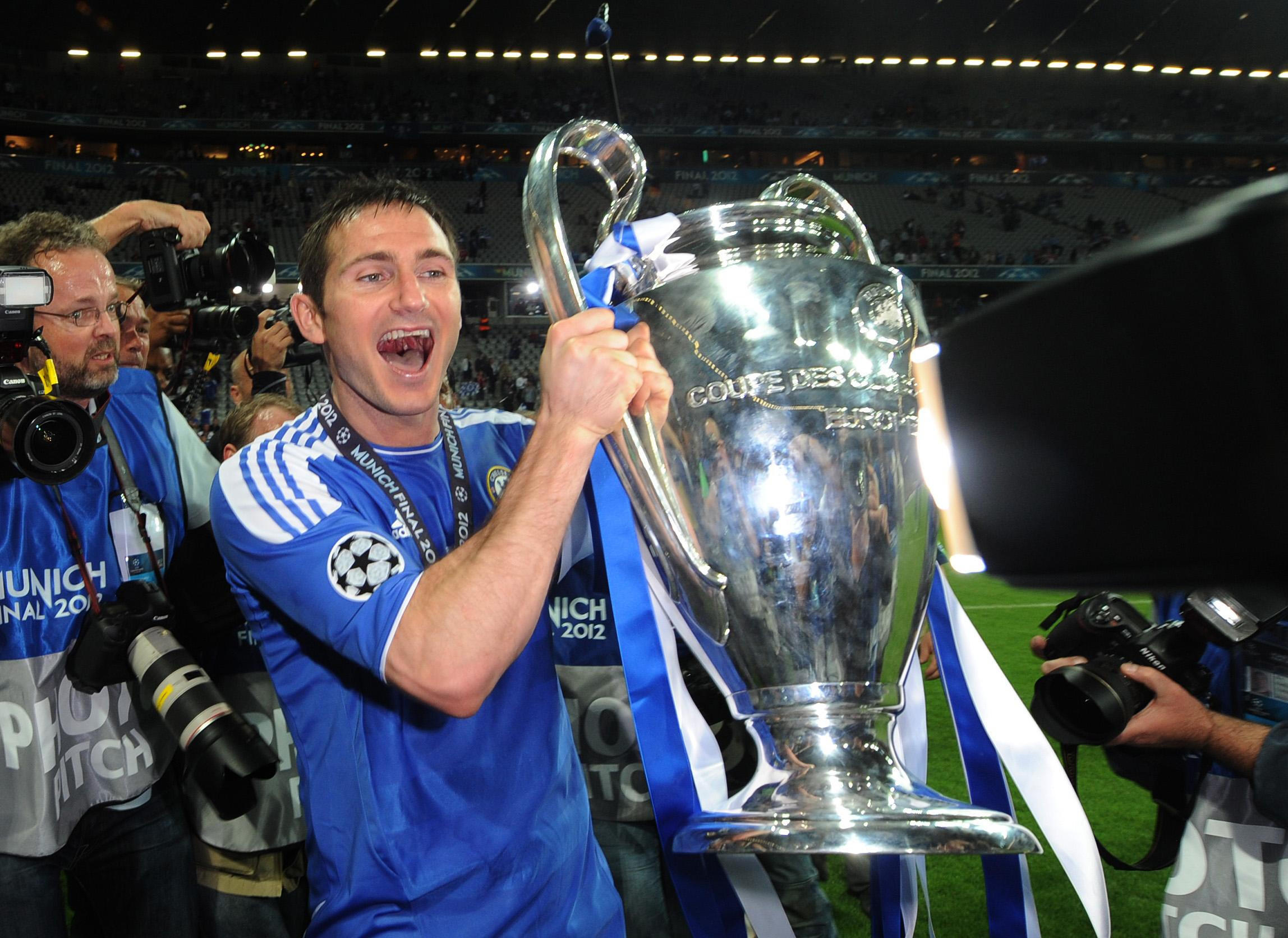 Frank Lampard had a a hugely successful spell as a player at Stamford Bridge