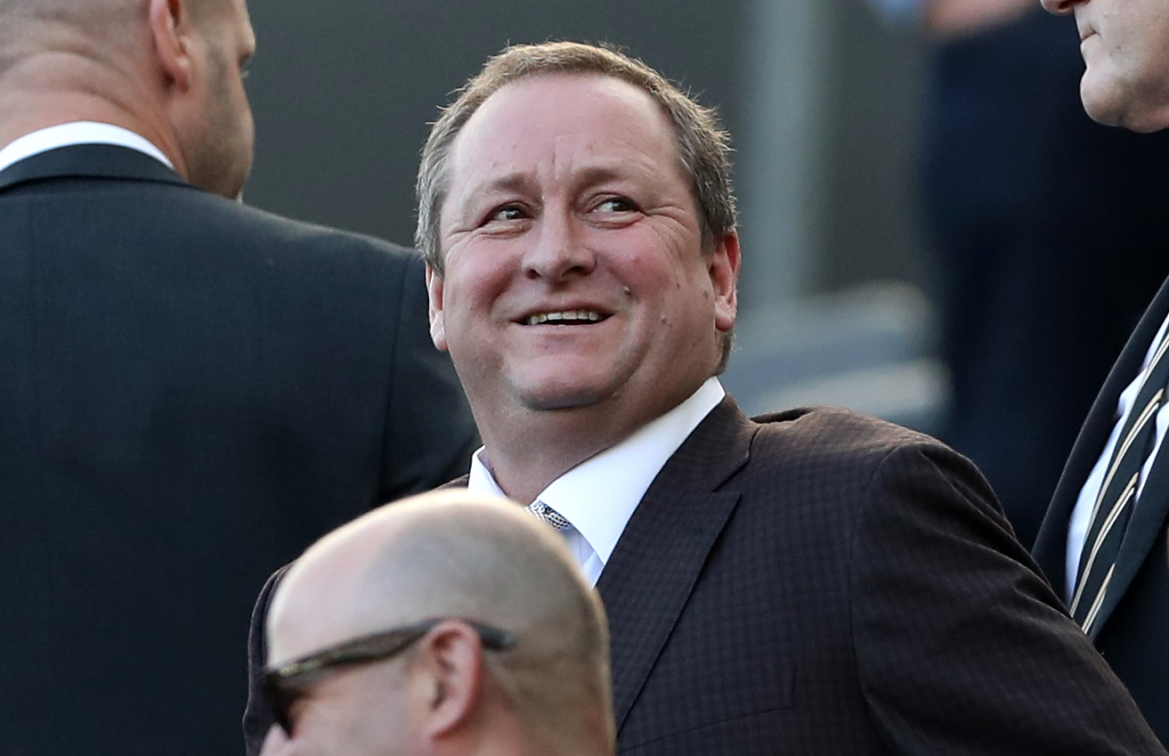 Mike Ashley continues to face criticism