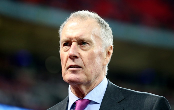 Sir Geoff Hurst is concerned by the number of players from his generation who have developed dementia