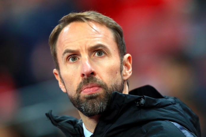 Southgate will be keen not to ask for too much from his players.