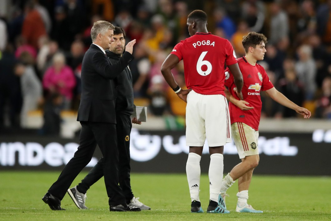Ole Gunnar Solskjaer does not feel the issue of penalty takers needs addressing