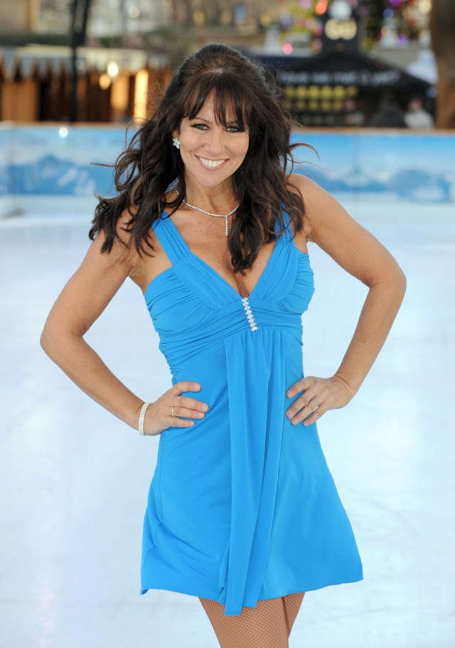 Former Glamour Model Linda Lusardi Says She Is Proud To