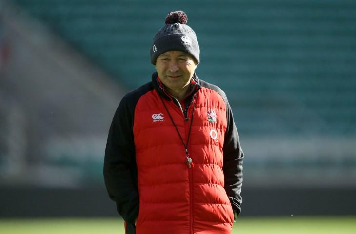 Eddie Jones has added to his staff
