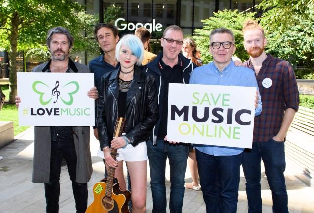 #LoveMusic campaign