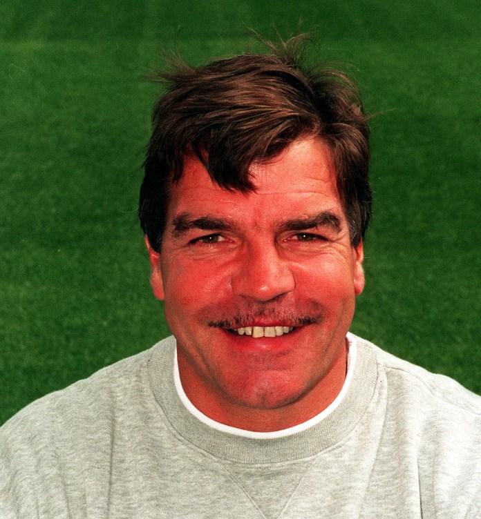 Sam Allardyce managed Notts County from 1997-1999