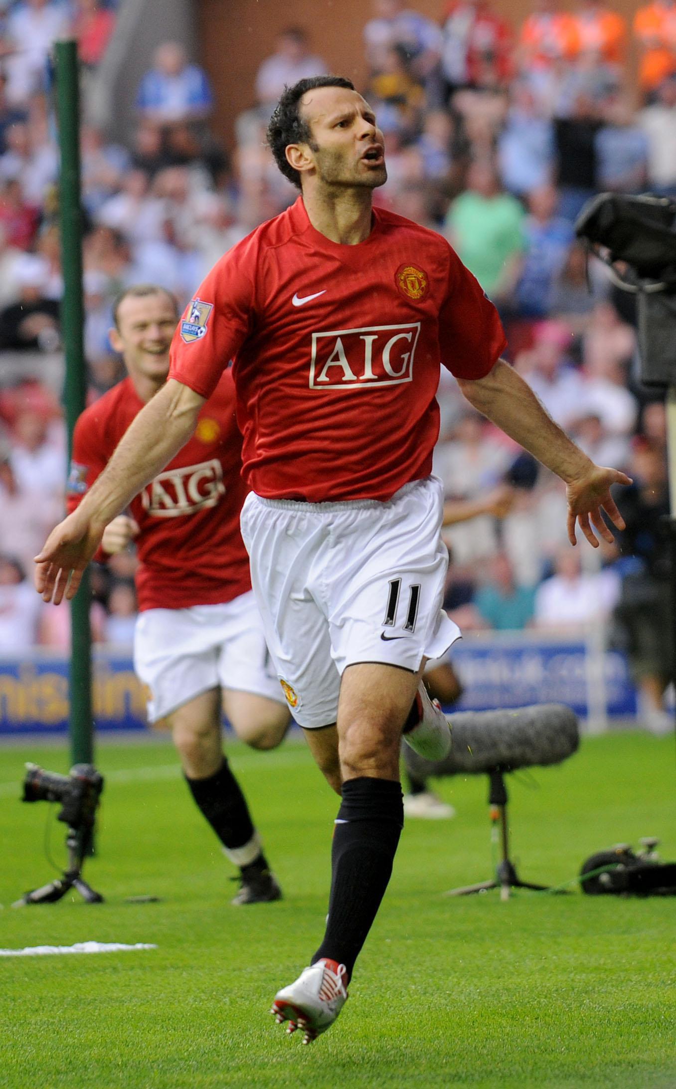 Soccer – Barclays Premier League – Wigan Athletic v Manchester United – JJB Stadium