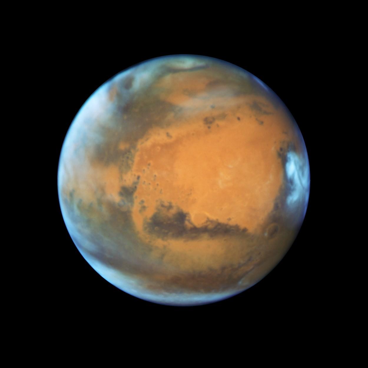 New Mars image