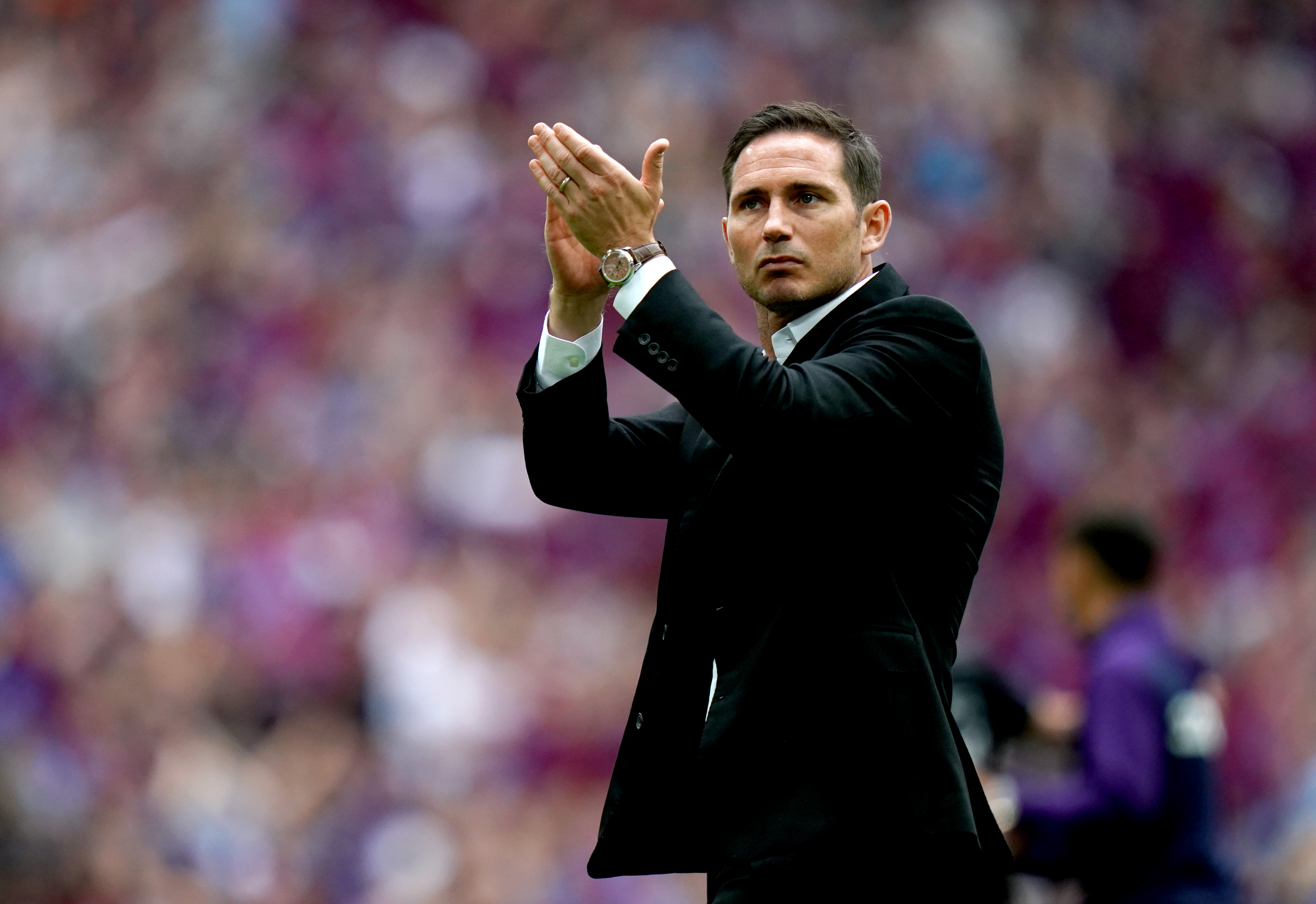 Frank Lampard is favourite for the role