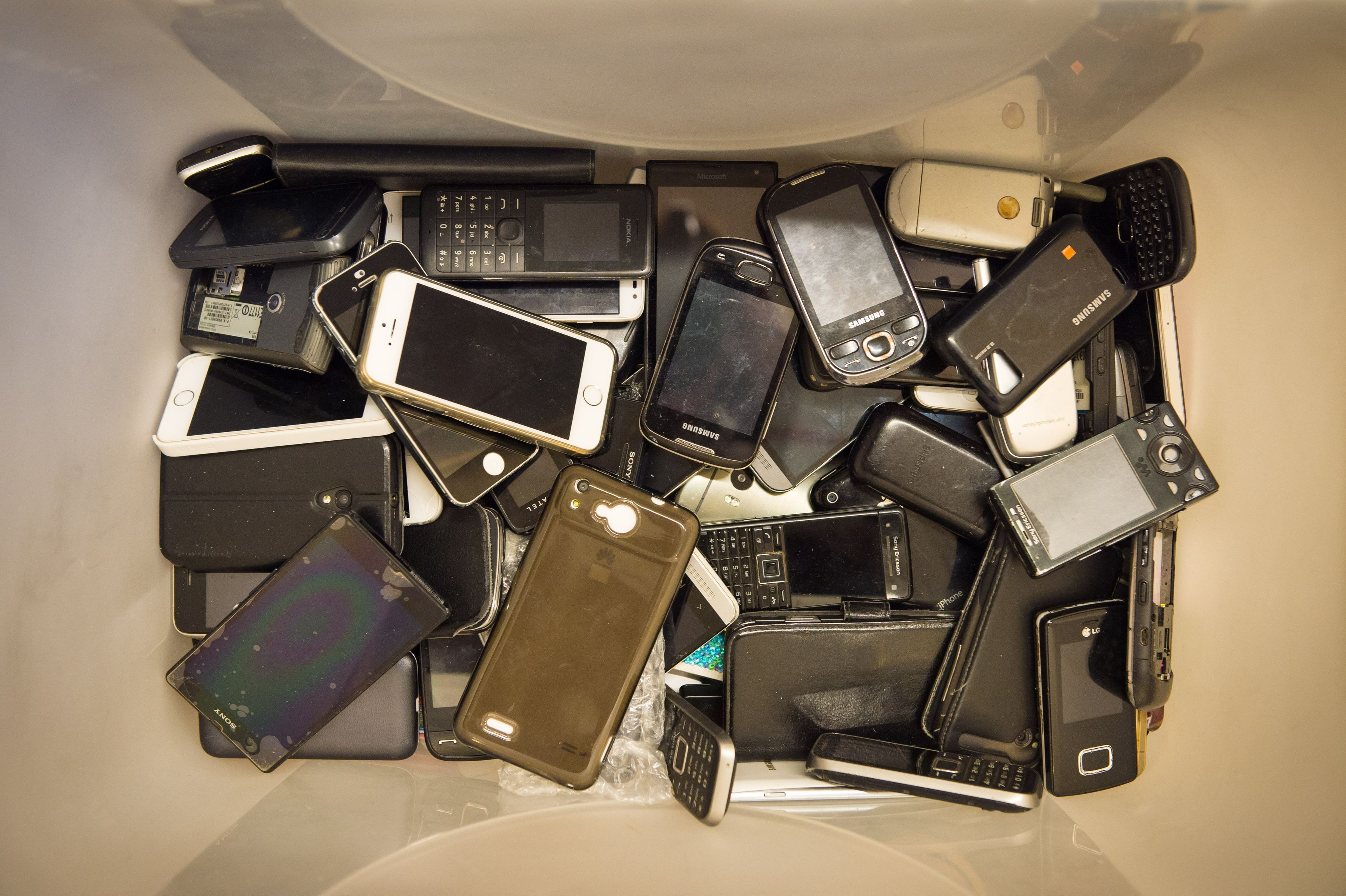 Up to 40 million gadgets unused in UK homes
