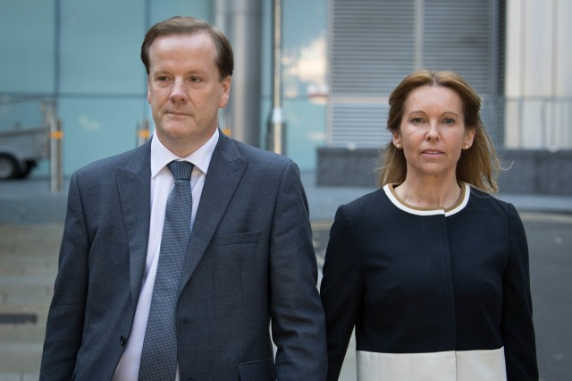 Naughty Tory Former Mp Charlie Elphicke To Be Sentenced
