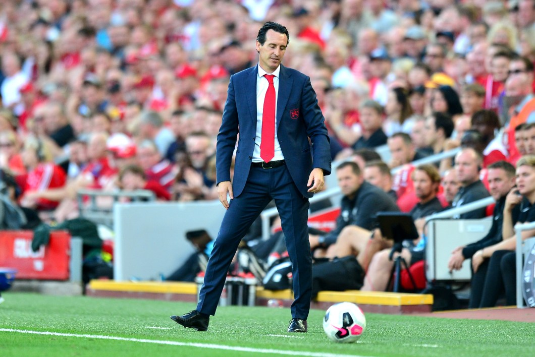 Unai Emery believed his side could have won the match