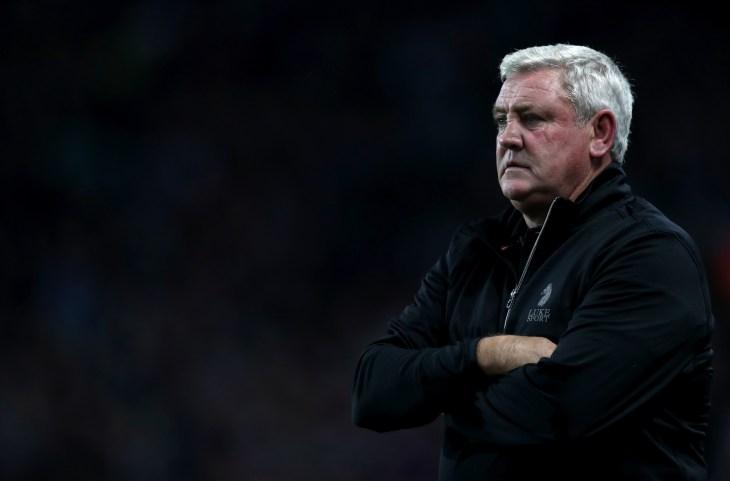 Steve Bruce has recently taken over at Sheffield Wednesday